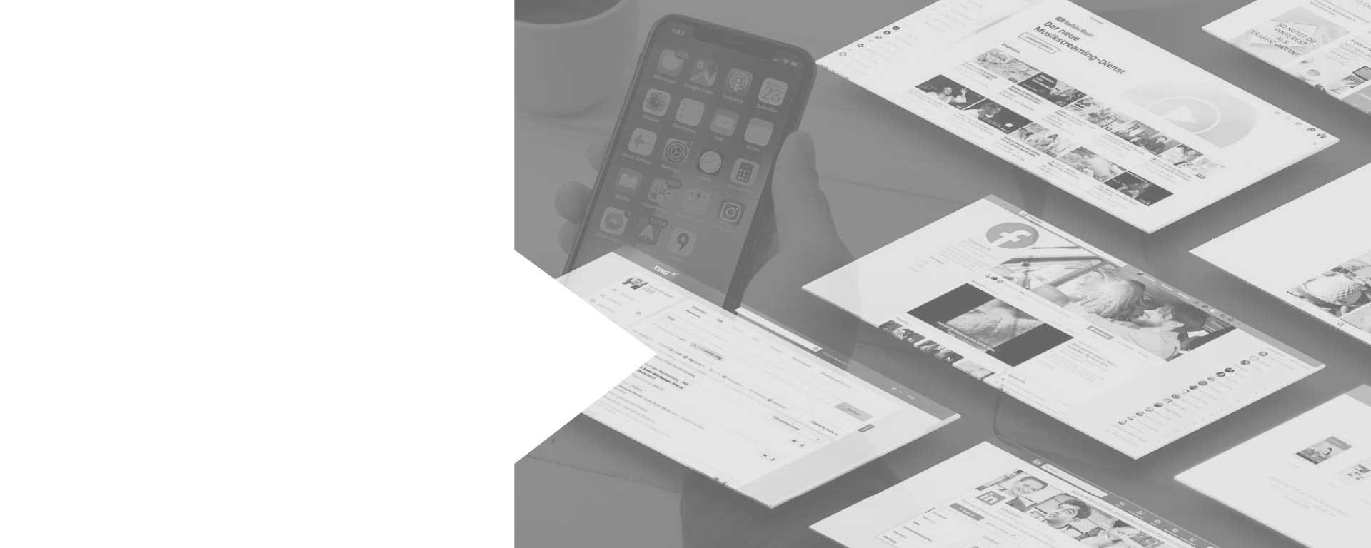 Google Business Facebook Instagram Onlineplattformen Business Social Media