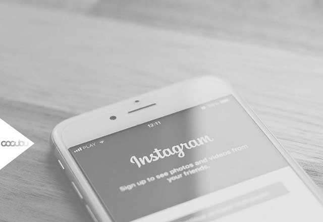 Instagram Smartphone Picture Marketig