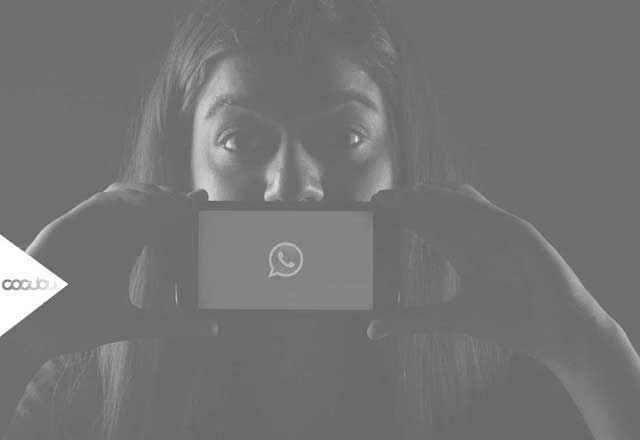 whatsapp messager werbung