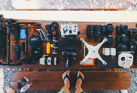 Video, Drohne, Videograph