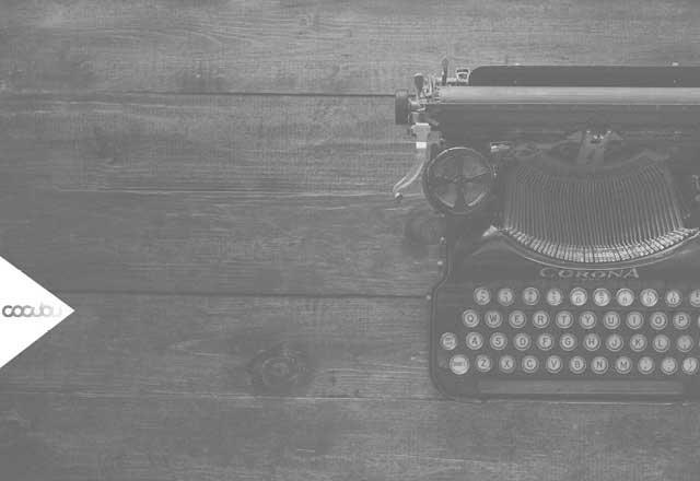 Schreibmaschine, Redakteur, Texter, Bildredakteuer