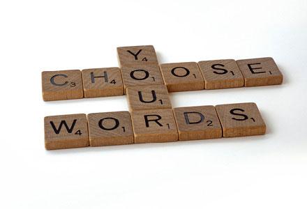 Keywords Worte Buchstaben Schlüsselworte im Internet Angebot