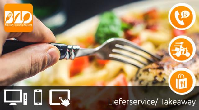 Lieferservice Bestellsystem Essen Kontaktlos